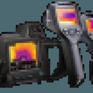 FLIR kamery termowizyjna dla budownictwa