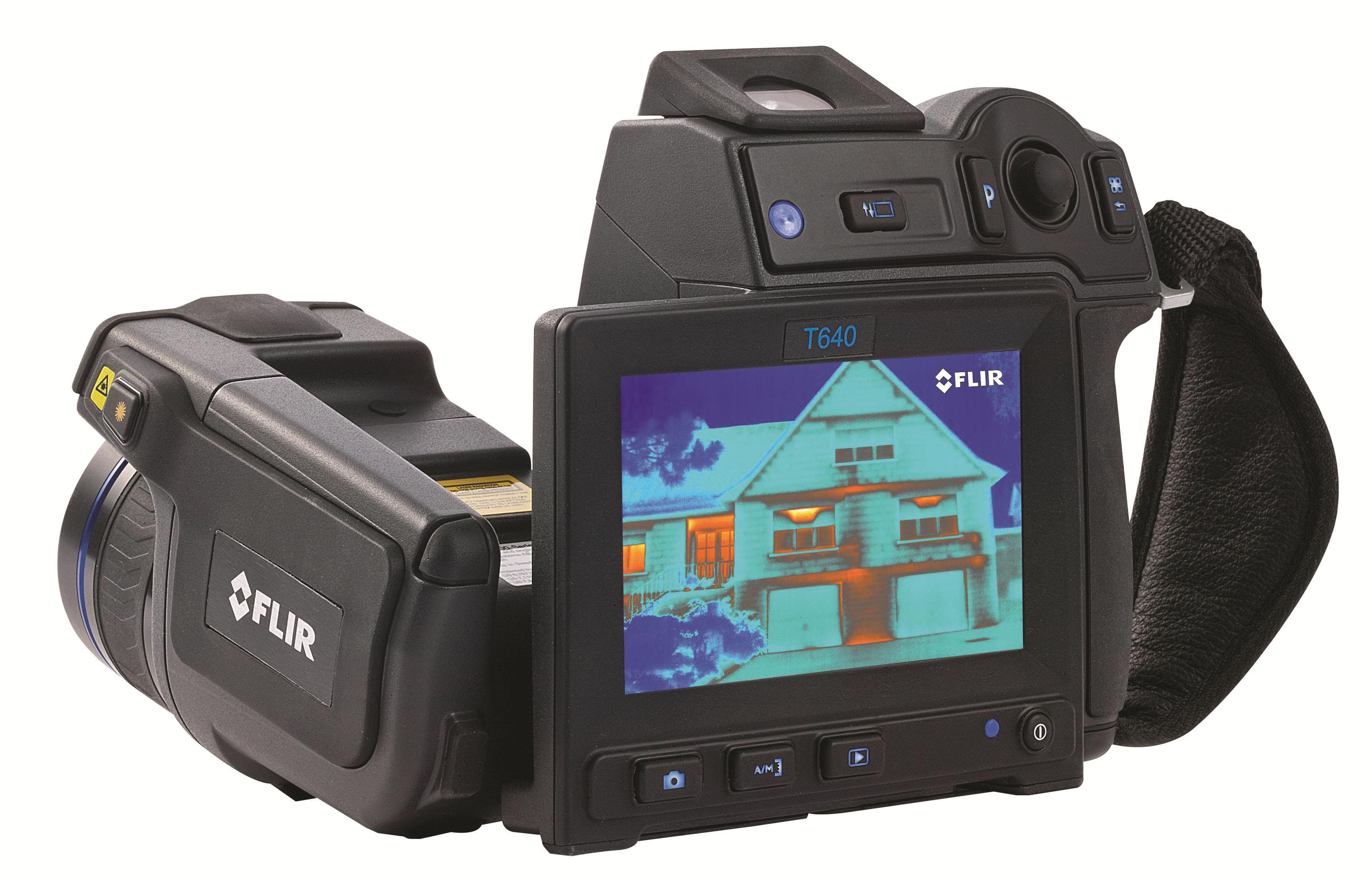 Kamera termowizyjna FLIR T620bx