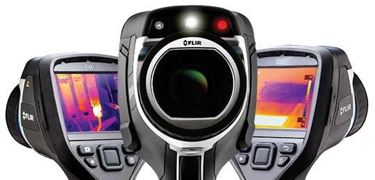 kamera termowizyjna FLIR E40 E50 E60
