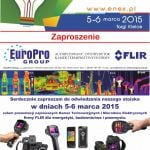 Zapraszamy do odwiedzenia naszego stoiska G-51 na targach ENEX Kielce 5-6 marca 3