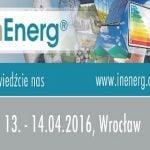 InEnerg® OZE + Efektywność Energetyczna - Odwiedź nasze stoisko 1