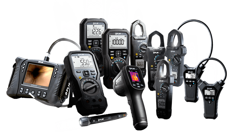 FLIR-Test-Measurement-Electrical-Tools
