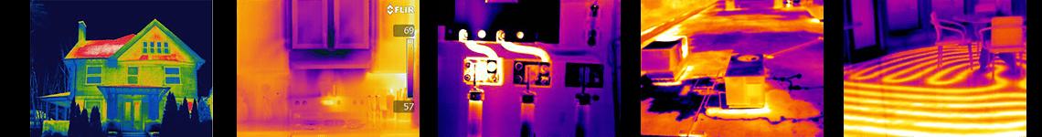 Kamery termowizyjne FLIR dla budownictwa 3
