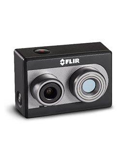 FLIR DUO kamera termowizyjna 12