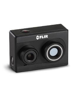FLIR DUO kamera termowizyjna 13