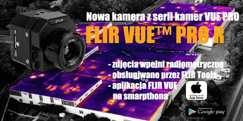 FLIR VUEPRO R slider