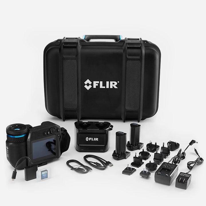 FLIR T540 T530 kamera termowizyjna 6