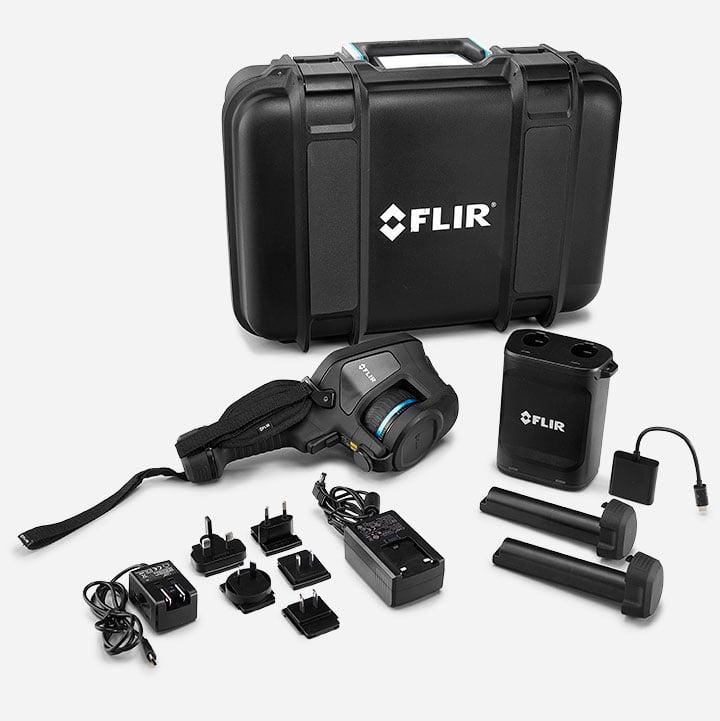 FLIR E54 kamera termowizyjna 2