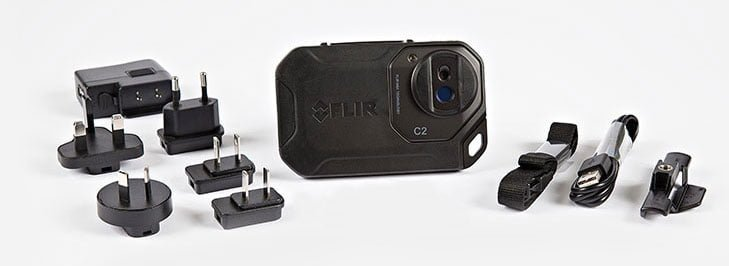 Pakiet edukacyjny kamer termowizyjnych FLIR 1