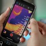 Najlepsze dodatkowe aplikacje dla kamery termowizyjnej FLIR ONE PRO 4