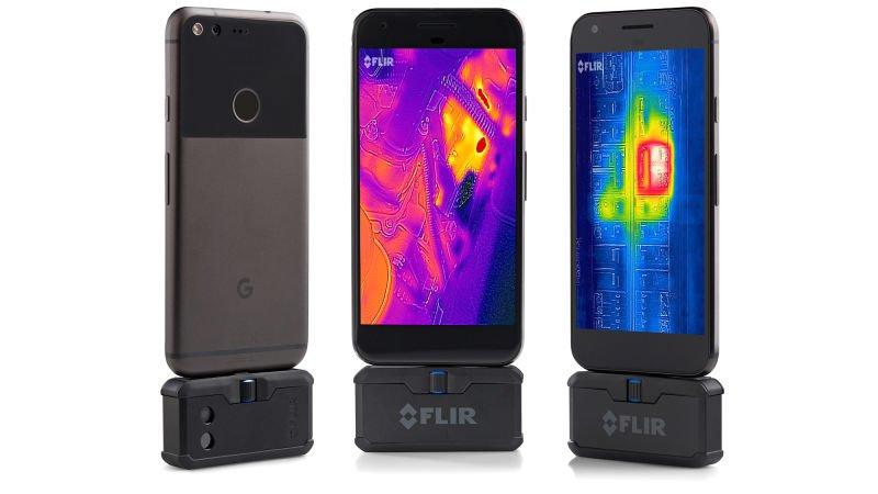 Najlepsze dodatkowe aplikacje dla kamery termowizyjnej FLIR ONE PRO 6
