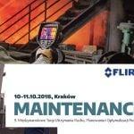 kamery termowizyjne na targach Maintenance 2018
