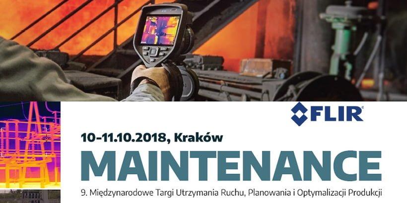 targi maintenance 2018 kraków