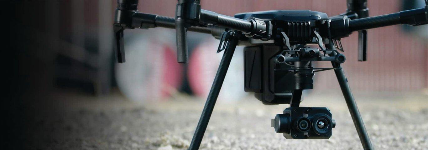 Kamery termowizyjne FLIR dla dronów 1