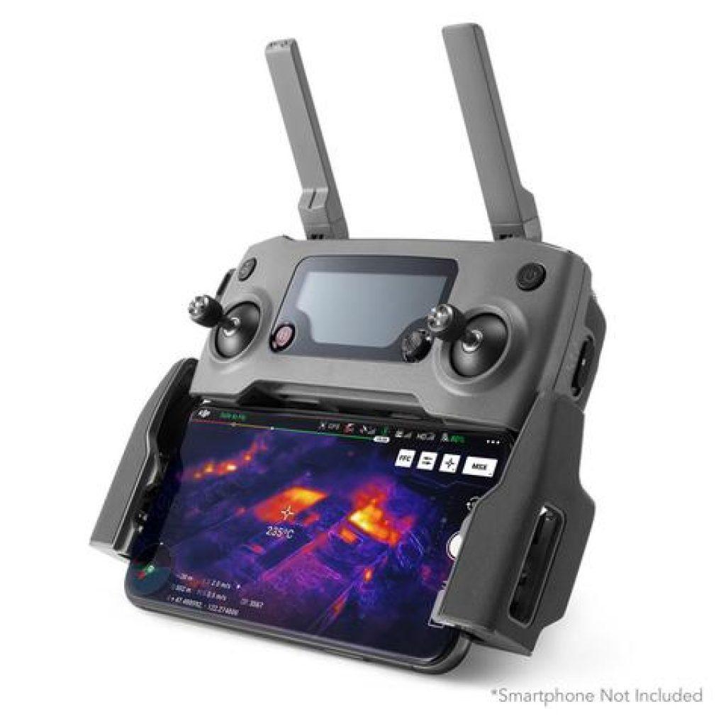 DJI Mavic 2 Enterprise Dual z kamera termowizyjną 3