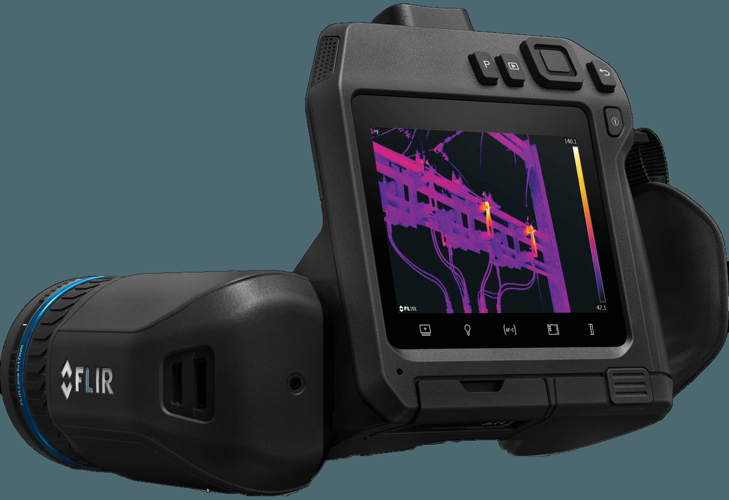 FLIR T840 kamera termowizyjna dla profesjonalistów