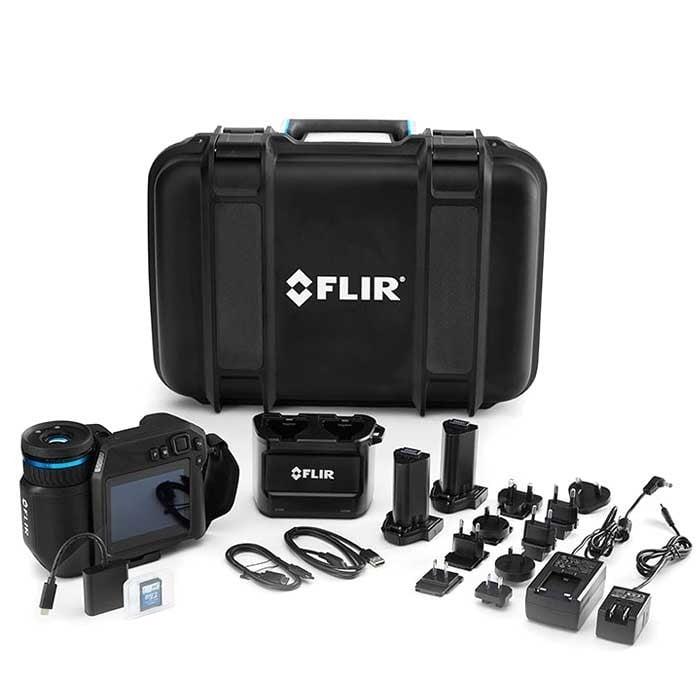 FLIR T840 kamera termowizyjna 6