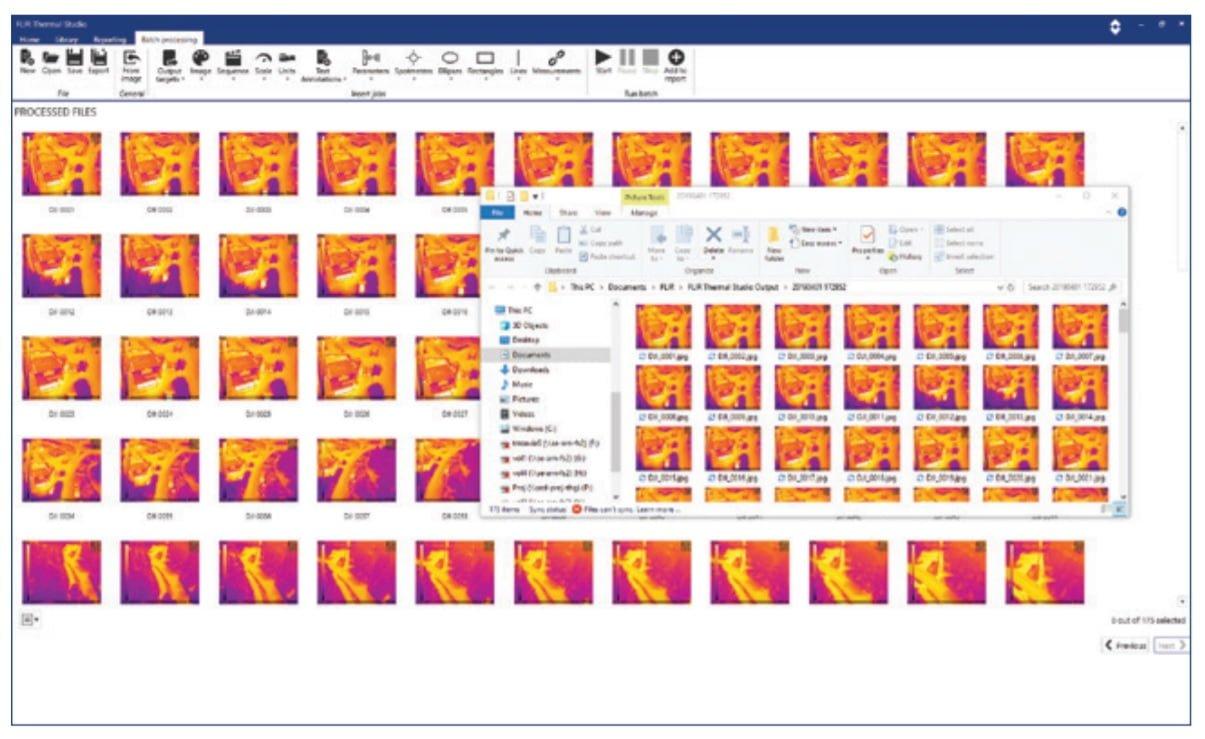 FLIR Thermal Studio oprogramowanie do analizy termogramów 5