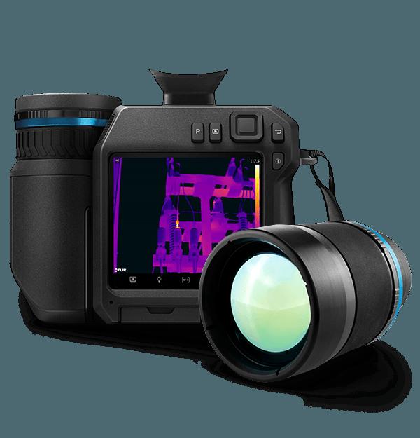 FLIR T540 T530 kamera termowizyjna 7