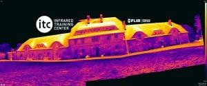 kamery termowizyjne budownictwo