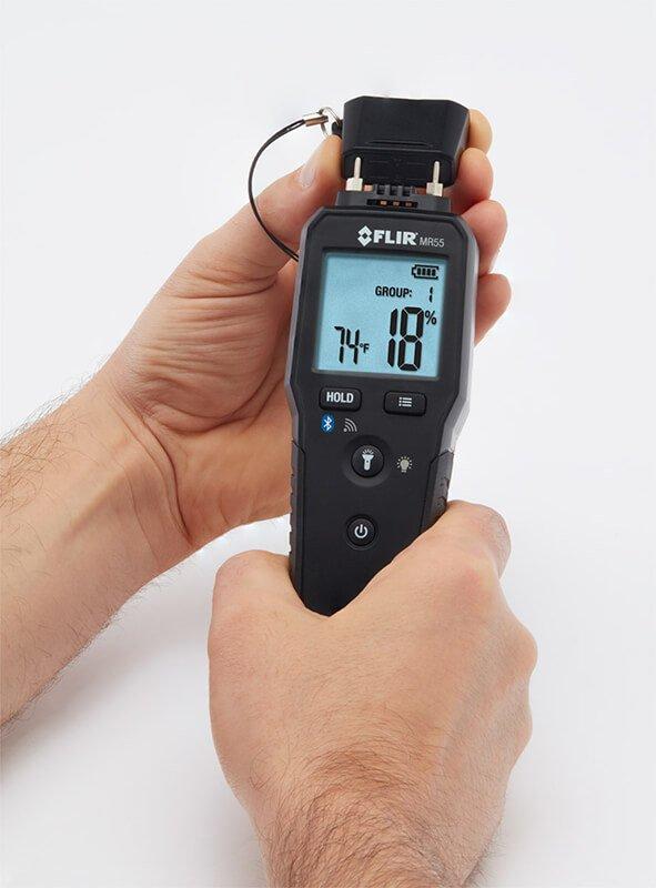 FLIR MR55 miernik wilgotności 2
