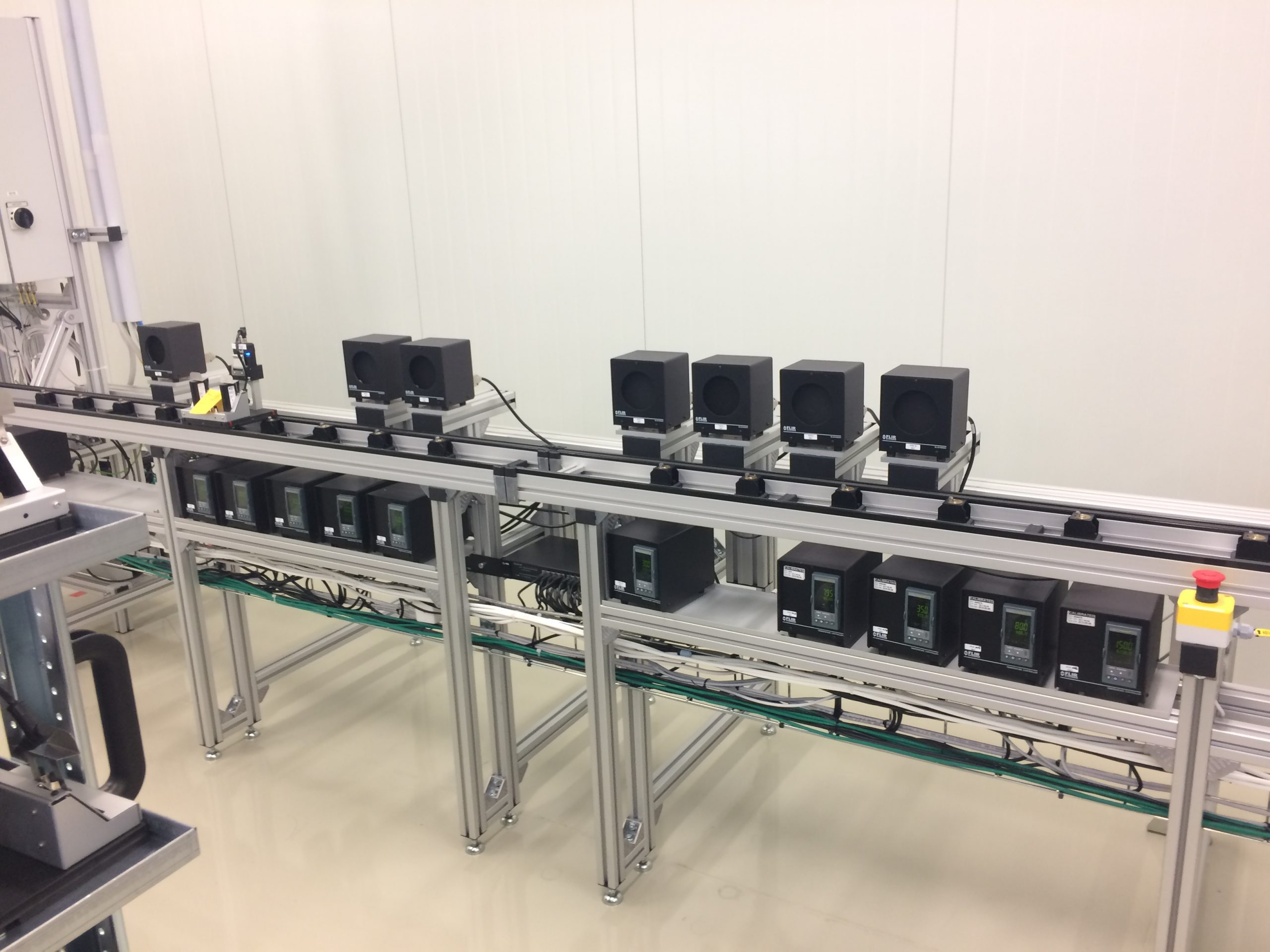 kalibracja i wzorcowanie kamer termowizyjnych