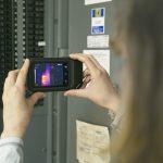 FLIR wprowadza kompaktową kamerę termowizyjną FLIR C5