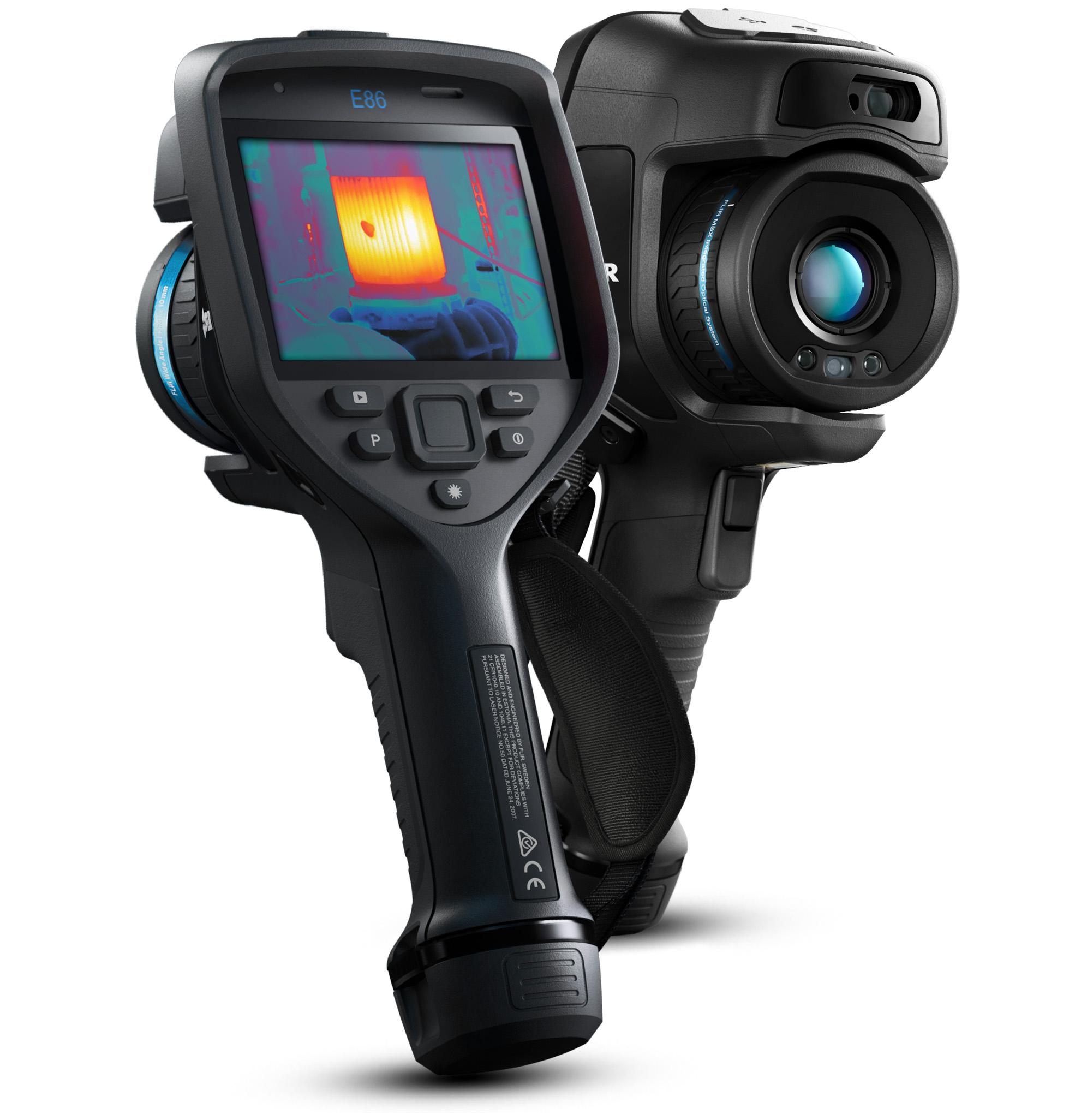 Kamera termowizyjna FLIR E86