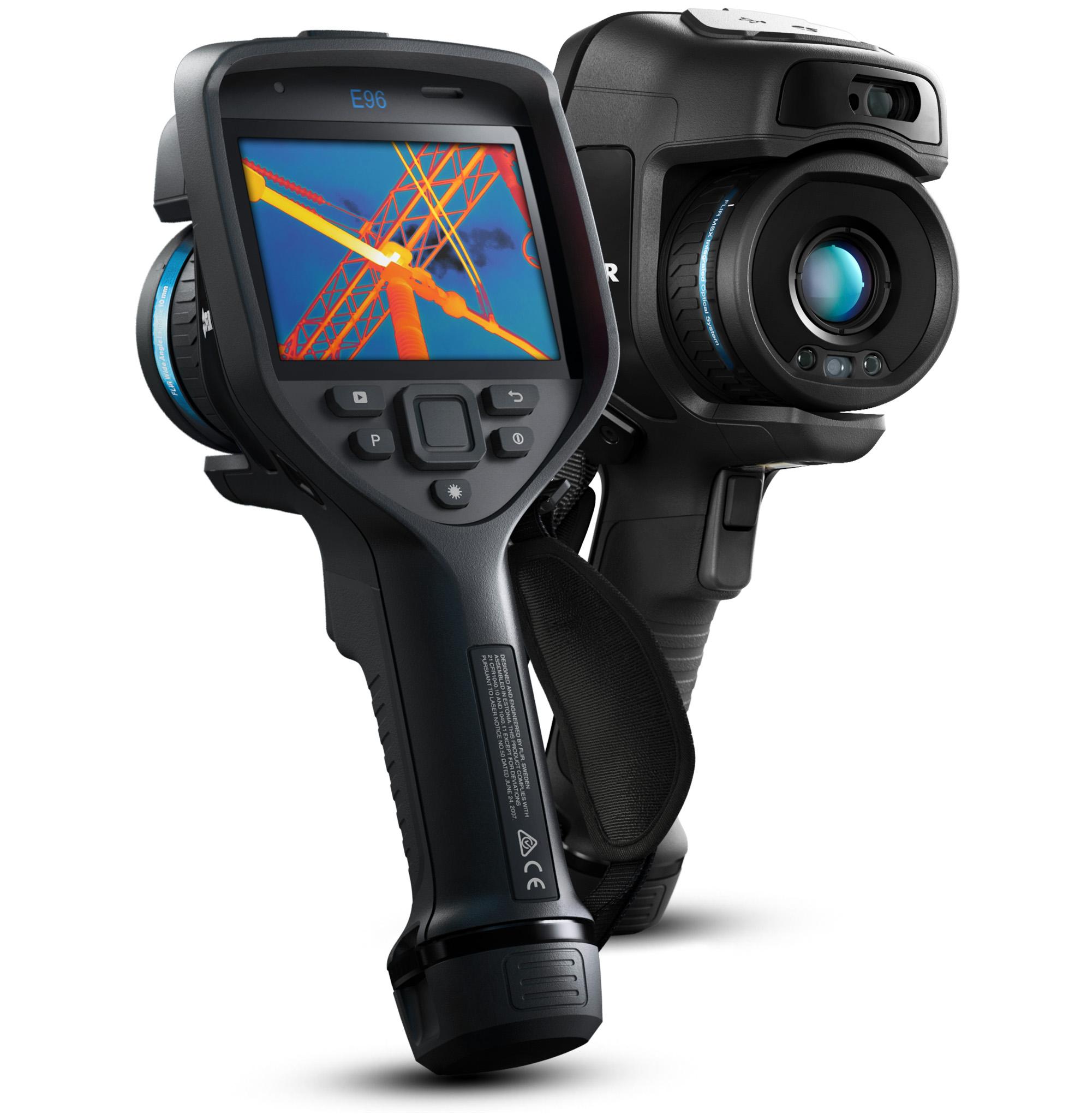 Kamera termowizyjna FLIR E96
