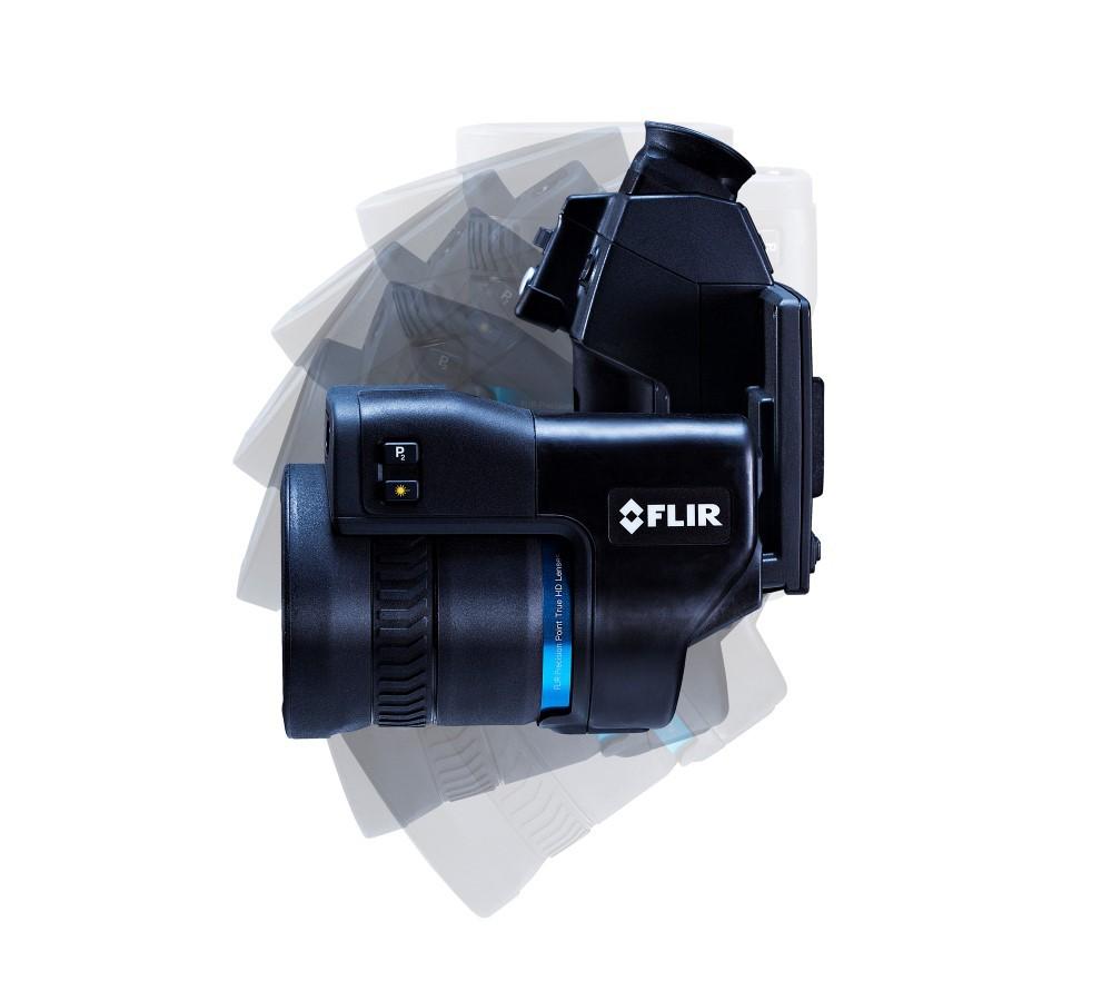 FLIR T1020 kamera termowizyjna 1