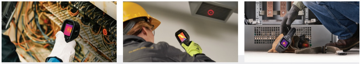Kamera termowizyjna FLIR TG165-X 1