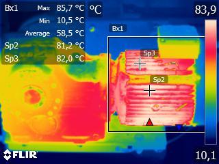 Diagnostyka silników i pomp z użyciem kamery termowizyjne FLIR 1