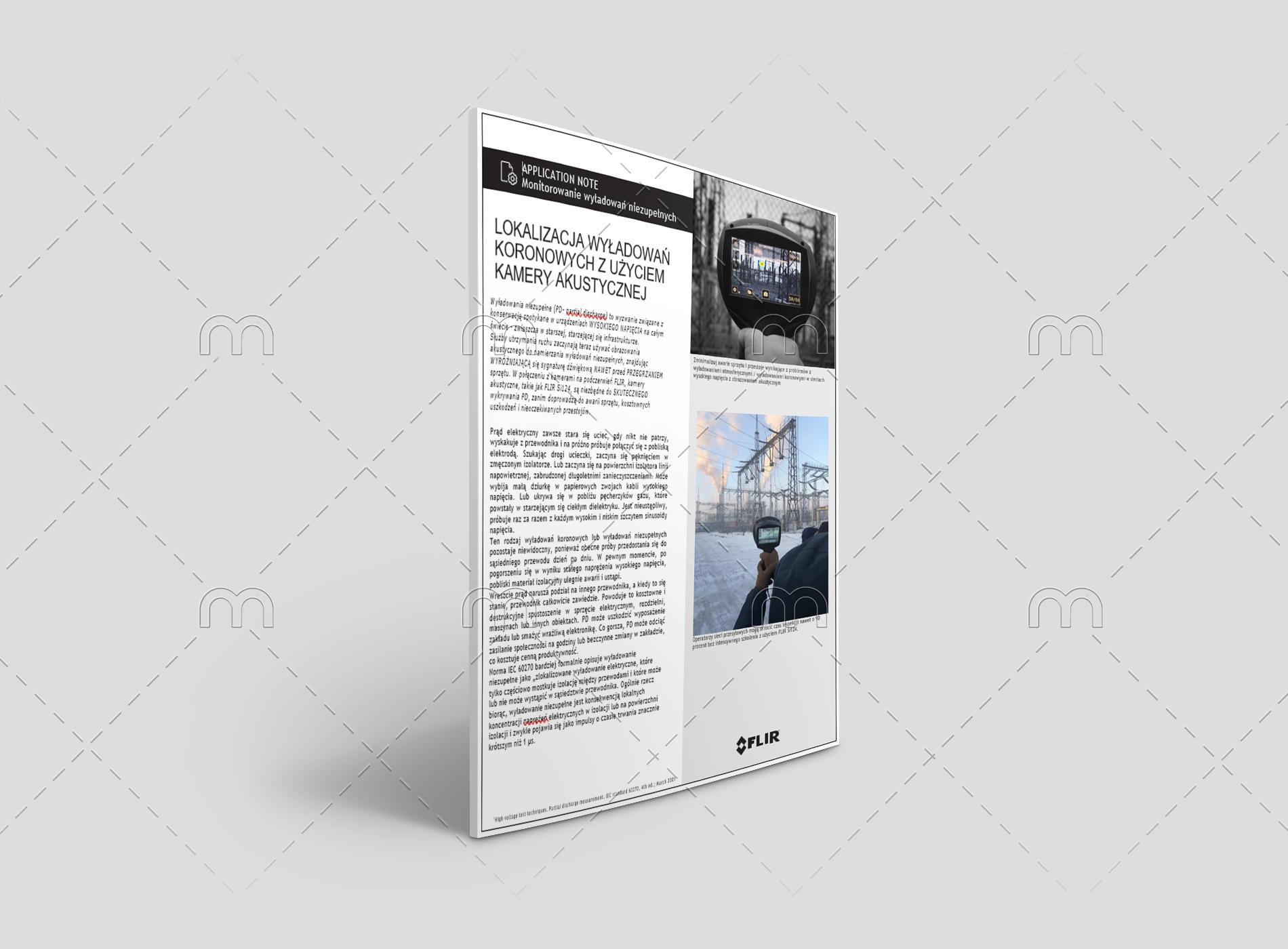 FLIR Si124 przemysłowa kamera ultradźwiękowa 2