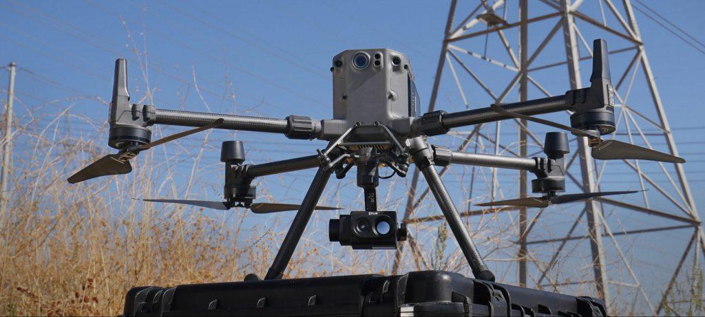 Kamery termowizyjne FLIR dla dronów 3