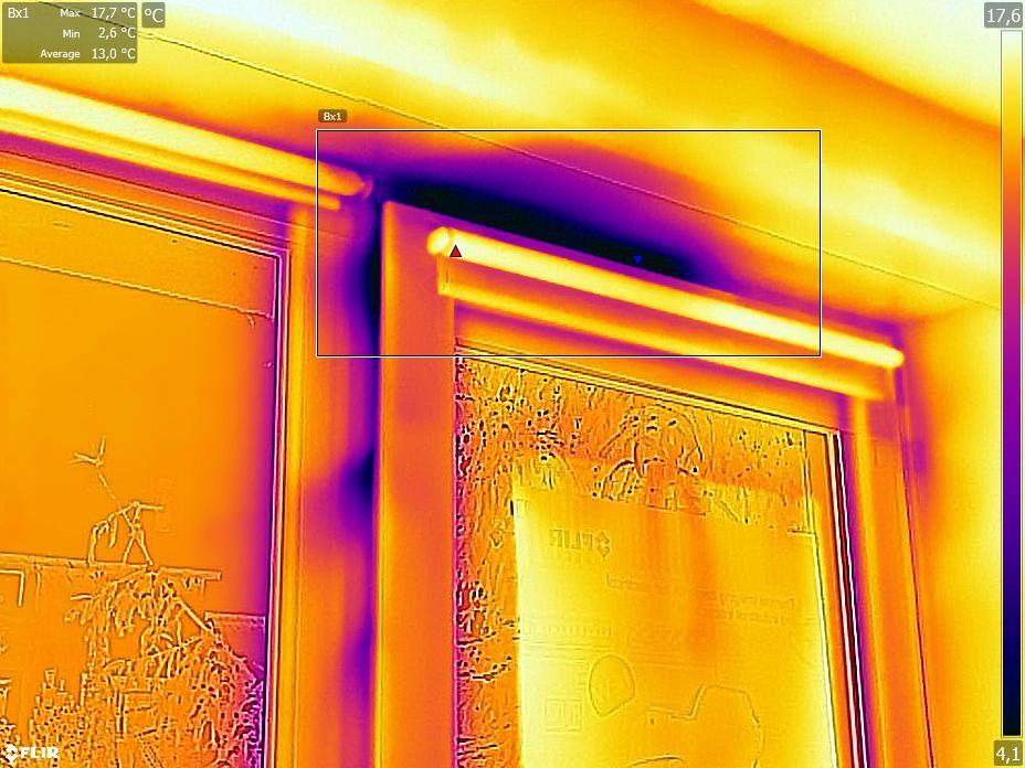 Badanie termowizyjne budynku - jak i kiedy? 5