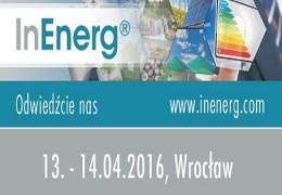 InEnerg® OZE + Efektywność Energetyczna – Odwiedź nasze stoisko